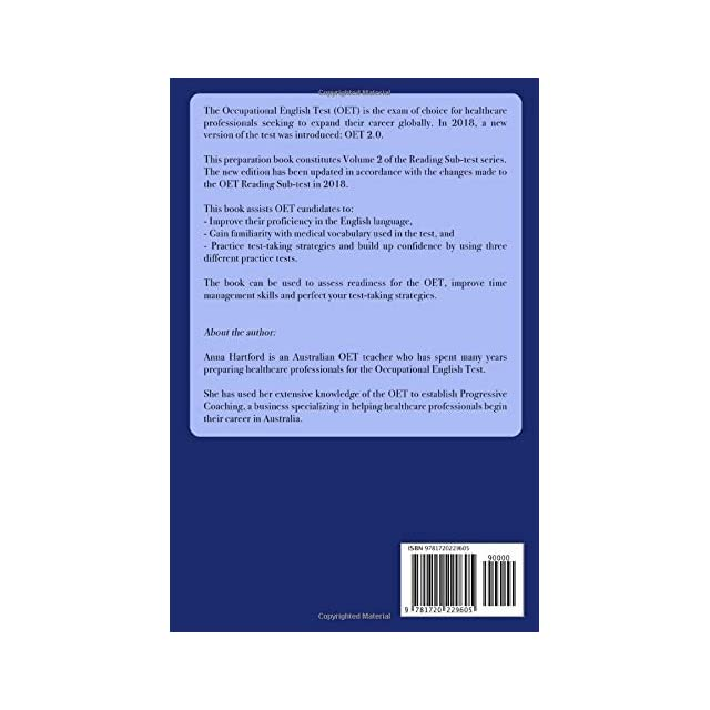 Official OET Practice Book 1