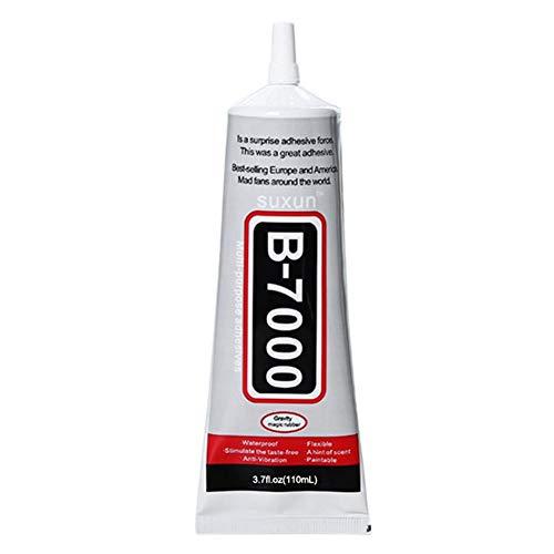 Xploit 110ML B-7000 Colla liquida Adesivo Cellulare Riparazione dello Schermo Colla Adesivi Gioielli Fai da Te Decorazione Adesivo