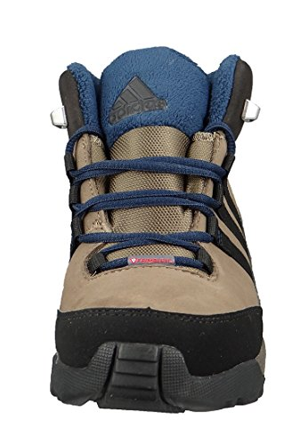 adidas WINTER HIKER MID GTX® CW Trekkingstiefel Kids grey blend s12/c black/n brown