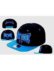 "Midi Shopping - Casquette Snapback Pas Cher Cap Hat Flatbrim ""New York"" CAP 47NY"