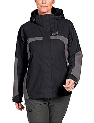 Jack Wolfskin Damen Wetterschutz Jacke Topaz II Jacket von Jack Wolfskin bei Outdoor Shop
