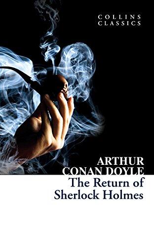 The Return of Sherlock Holmes (Collins Classics) por Arthur Conan Doyle