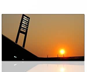 Wandbilder xxl weser stadion werder bremen - Wandbilder amazon ...