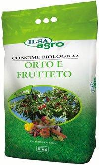 concime biologico per orto e frutteto da 5 kg