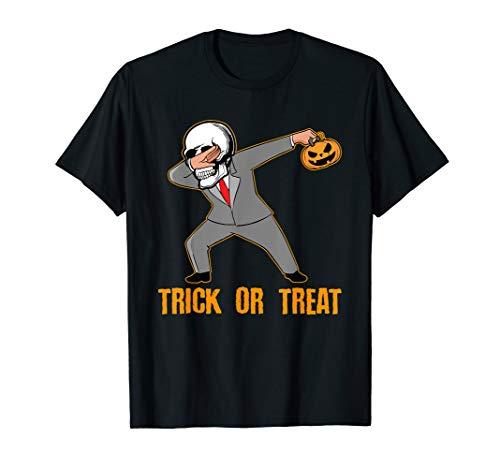Jack-o-Laterne Lustiges Halloween-Kostüm, Skelett