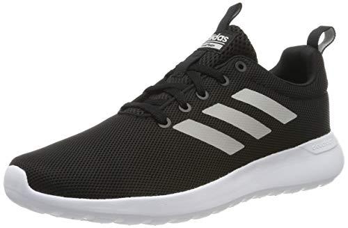 Adidas Lite Racer CLN, Unisex-Kinder Hallenschuhe, Schwarz (Negro 000), 36 EU (Adidas Kinder)