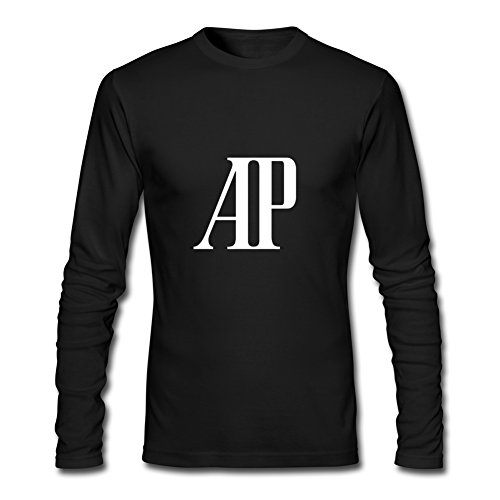 audemars-piguet-logo-ap-for-2016-boys-girls-printed-long-sleeve-tops-t-shirts