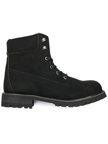 Will's Vegan Shoes Women's Steel Toe Dock Boots-6 UK/39 EU/8 US (Steel Boots Toe Cat)