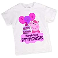 Peppa Pig 3rd Birthday T-shirt
