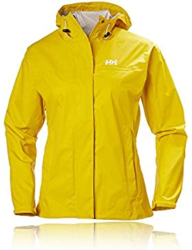 Helly Hansen W–Chaqueta para mujer Loke chaqueta impermeable, chaqueta, mujer, color Yellow (Sulphur), tamaño...
