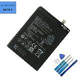 New Replacement Li-Polymer AKKU HB396689ECW kompatibel für Huawei Ascend Mate 9, Mate 9, MHA-L09 MHA-L29 MHA-TL00