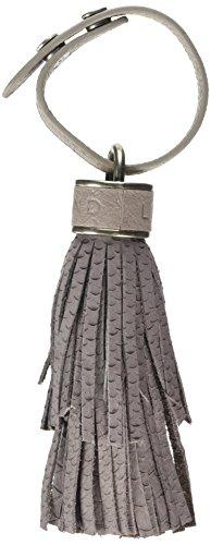 Liebeskind Berlin Damen Raleigh Hcpyth Schlüsselanhänger, Beige (Koi Beige), 4 x 5 x 22 cm (Leder Python-geprägte)