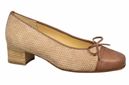 HASSIA EVELYN 303328-1925 Donna Mocassino Beige