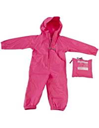 Hippychick Waterproof Packasuit All-in-One - 18-24 Months, Pink