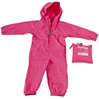 Hippychick Waterproof Packasuit All-in-One - 12-18 Months, Pink