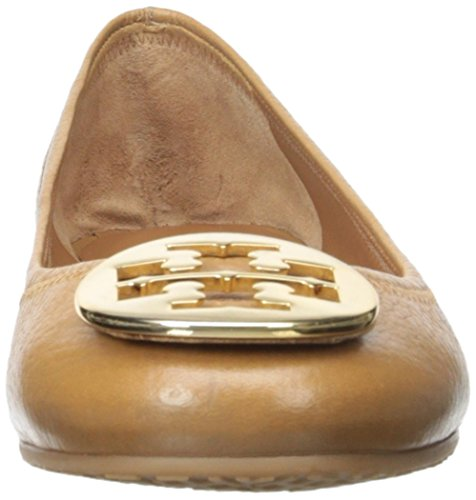 Tory Burch Ballerine Pelle Oro 50008691royaltan Marrone