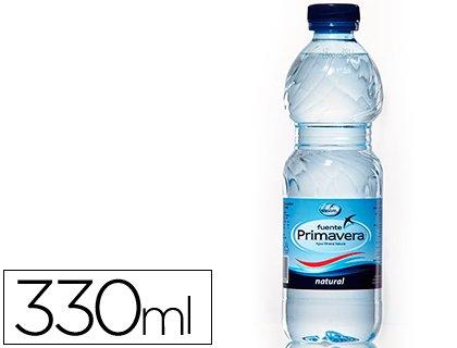 Natürliches Mineralwasser Quelle Frühjahr Flasche 330ml (35UNID.)
