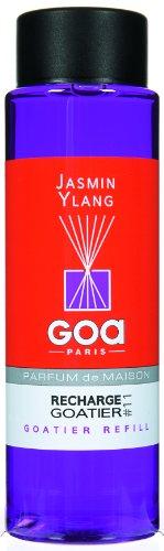 Goa 25911 Diffuseur Recharge Goatier Jasmin Ylang 250 ml