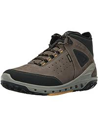 ECCO Biom Venture High Gore-tex Hiking Boot Black/Tarmac 40 EU/6-6.5 US