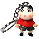 Blue Aura Shinchan Keychain With Lock Collectible Bike Keychain Car Keychain Gifting Action Figure Keychain - B0768HVP1X