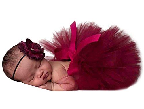 Imagen de happy cherry  disfraz traje falda tutu de fotografía apoyo de fotos para bebés niñas 0 1 meses newborn baby photography props