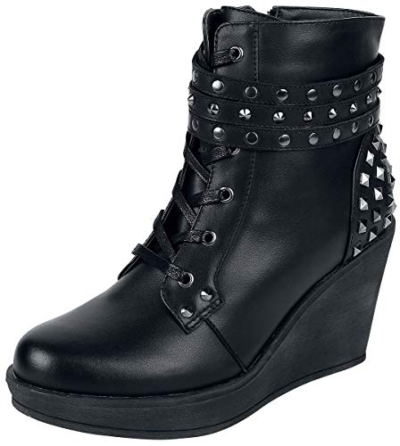 Gothicana by EMP Sister Sin Bottes Noir