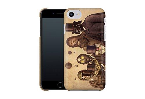 Handyhülle mit Designs für Ihn: iPhone 7 Hülle / aus recyceltem PET / robuste Schutzhülle / Stylisches & umweltfreundliches iPhone 7 Case - Apple iPhone 7 Schutzhülle: Glyzbryks von Spires Victorian Wars von Terry Fan