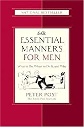 ESSENTIAL MANNERS FOR MEN BY (POST, PETER) HARDBACK