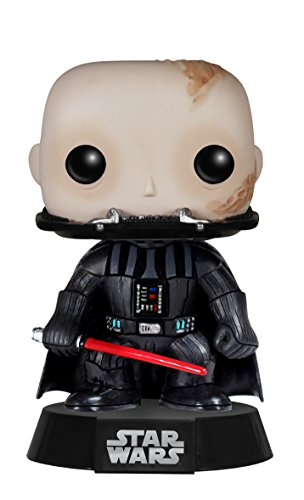 Funko - Figurina Star Wars - Unmasked Darth Vader Pop 10cm - 0849803055295