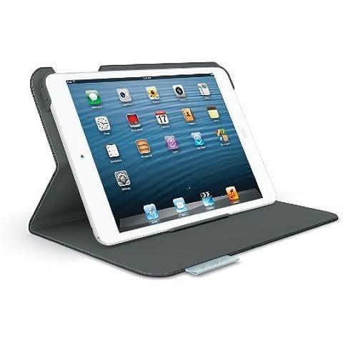 Logitech Folio Case - Funda para Apple iPad Mini (soporte de sobremesa), negro