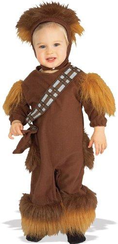 Kost-me f-r alle Gelegenheiten Ru11681T Chewbacca Kleinkind-Gr--e ()
