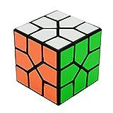 Wq zxc Rubik'S Cube 3Rd Orden con Perfil 3 * 3 * 3 Cubo Puzzle Juguete Tarjeta De Precisión Pie Más Suave Cubo Laberinto Puzzle Regalo Creativo