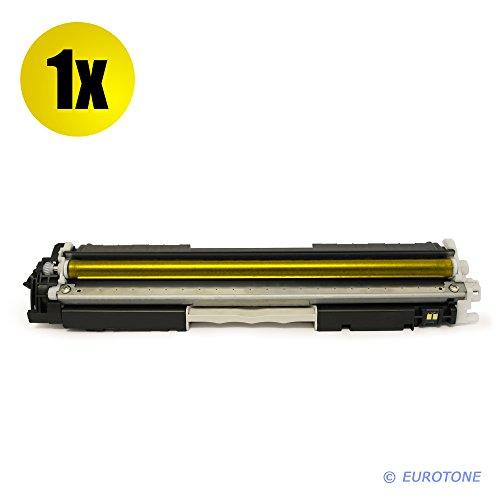 Preisvergleich Produktbild Druckerpatrone für HP CF352a HP Color Laserjet MFP M 176 FW Color Laserjet PRO MFP M 177 FW Yellow