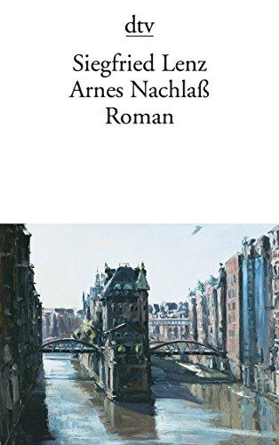Arnes Nachlaß: Roman