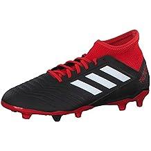 newest 5b064 39dc9 adidas Predator 18.3 FG, Botas de fútbol para Hombre
