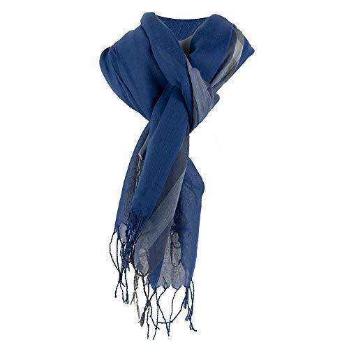 prezzo competitivo a1103 ae33c Scheda sciarpa uomo estiva scozzese pashmina IoGiardiniere ...
