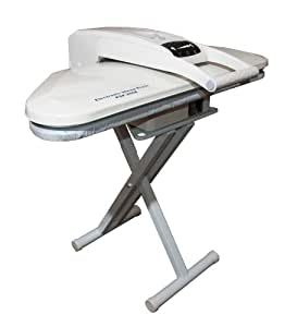 presse professionnelle de repassage avec support socle. Black Bedroom Furniture Sets. Home Design Ideas
