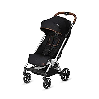 CYBEX Gold Poussette Eezy S+, Mécanisme de Pliage à une Main, Ultra-Compacte, Légère, De la Naissance à 4 ans Environ (Jusqu'à 17 kg), Collection Denim, Lavastone Black (B07KCX249M) | Amazon price tracker / tracking, Amazon price history charts, Amazon price watches, Amazon price drop alerts