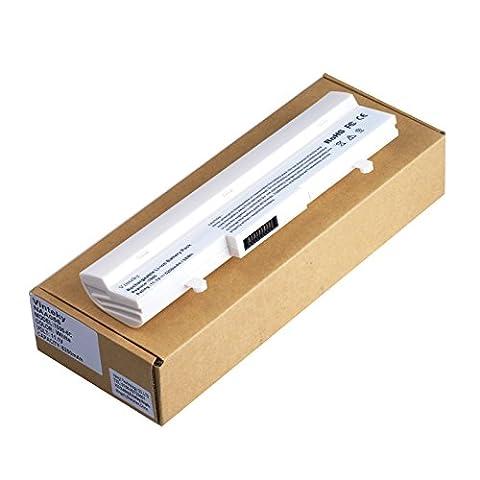 Vinteky® 11.1V 5200mAh Li-ion Batterie remplacement pour ASUS AL31-1005, AL32-1005, PL32-1005, Asus 1001PX Series, 1001PX-BLK3X, 1001PX-BLK003X, 1001PX-WHI002X (White), Asus Eee PC 1001 Series PC 1001P, PC 1001PQ, PC 1001HA, Asus Eee PC 1101HA Series PC 1101HA, PC 1101HA-M, PC 1101HA-MU1X, Asus Eee PC 1005 Series PC 1005, PC 1005H, PC 1005HA, PC 1005HA-A, PC 1005HAB, PC 1005HA-E