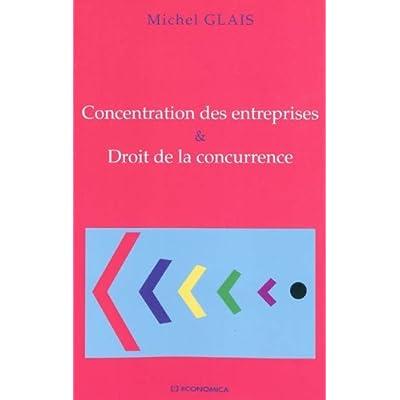 Download Concentration Des Entreprises Et Droit De La Concurrence Pdf Fedelmidabhi