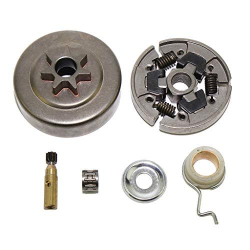 Chiic Kit Rasenmäher - Kupplung für Motorsense, Ersatzteile für Rasenmäher Stihl 017 018 MS170 MS180 170 180 021 023 025 MS210 MS230 MS250