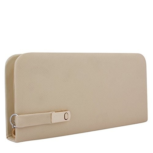 Awesome-Fashions-Womens-ClutchWallet-Cream