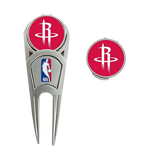 NBA Golf Ball Mark Repair Tool, official team colors.