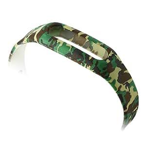Rubility® Colorful Sostituzione della Cinghia di Polso Wrist Wearable Band XIAOMI MI Band (Stile 3 )