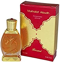 Rasasi Mukhallat Al Oud by Rasasi for Women - Eau De Parfum, 20ml