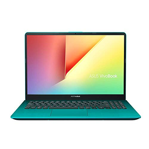 Asus VivoBook S15 S530UF 90NB0IB1-M00680 Notebook (39,6 cm, 15,6 Zoll Full HD Matt, Intel Core i5-8250U, 8GB RAM, 512GB SSD, 1TB HDD, NVIDIA MX130 2GB, Win 10 Home) firmament green -