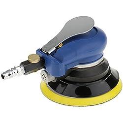 """MagiDeal 5"""" Ponceuse Pneumatique 10000 RPM Entretien Peinture Polisseuses Orbitales Machine Outillage À Polire Auto Pièce"""