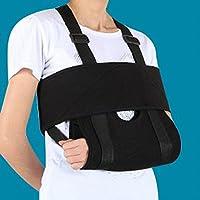 Finlon Atmungsaktive Armschlinge, Schulter-Wegfahrsperre, bequeme Polsterung, ergonomisch verstellbarer Gurt preisvergleich bei billige-tabletten.eu