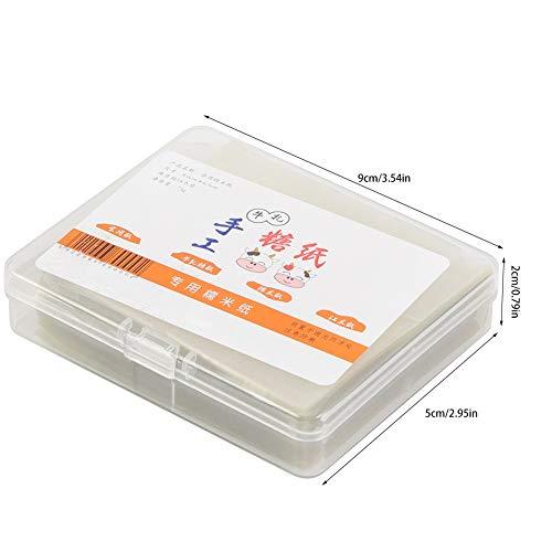 25/Fogli A4 Edible Print Supplies EPS commestibili in Carta di Riso della Confezione Spessa