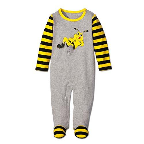 BVB-Babyschlafanzug (langarm) 86 (Leidenschaft-bekleidung Echte)